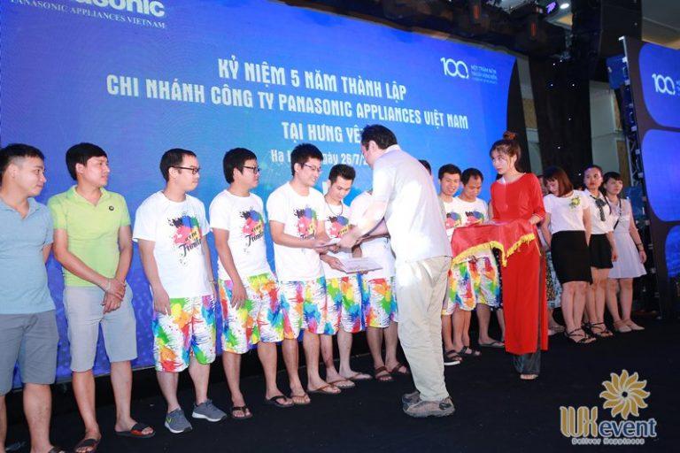 Lễ kỷ niệm 5 năm thành lập Panasonic Việt Nam 12