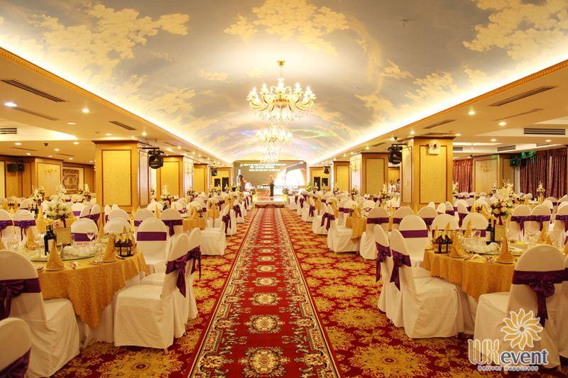 Trung tâm Hội nghị - Sự kiện và Tiệc cưới Hapu