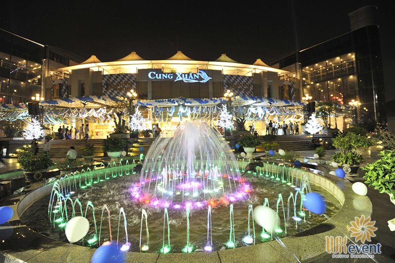 Trung tâm tổ chức sự kiện Hà Nội Cung Xuân