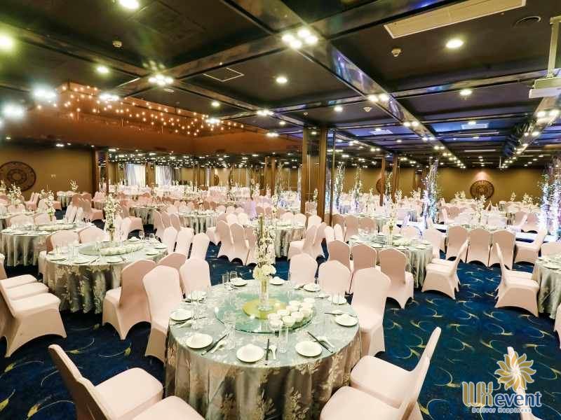 Trung tâm Tiệc cưới và Hội nghị Trống Đồng Palace Trần Đăng Ninh