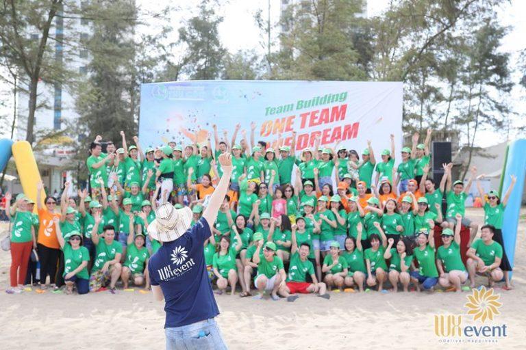 Công ty du lịch team building tại hà nội