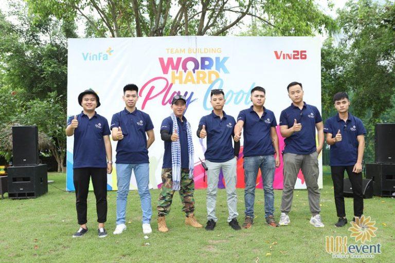 công ty tổ chức team building Hà Nội