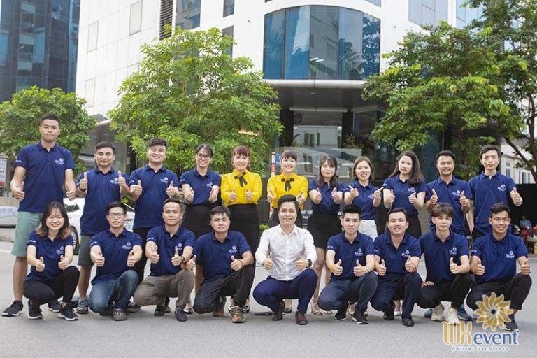 công ty tổ chức team building chuyên nghiệp tại Hà Nội Luxevent