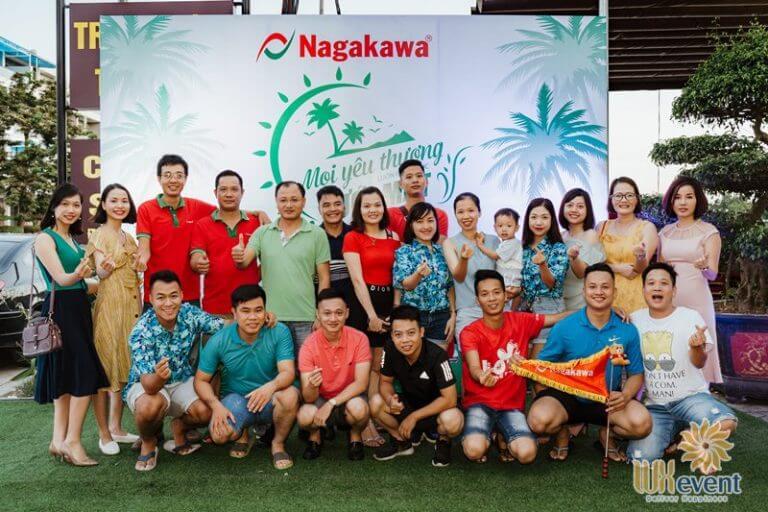 Luxevent tổ chức du lịch team building tập đoàn Nagakawa 009