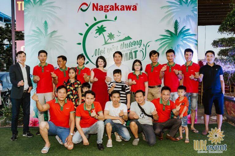 Luxevent tổ chức du lịch team building tập đoàn Nagakawa 010