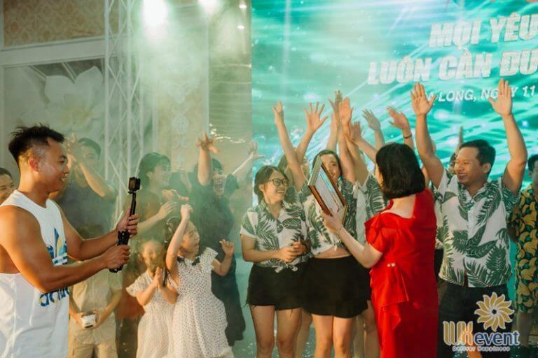 Luxevent tổ chức du lịch team building tập đoàn Nagakawa 004