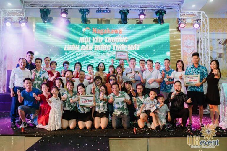 Luxevent tổ chức du lịch team building tập đoàn Nagakawa 019
