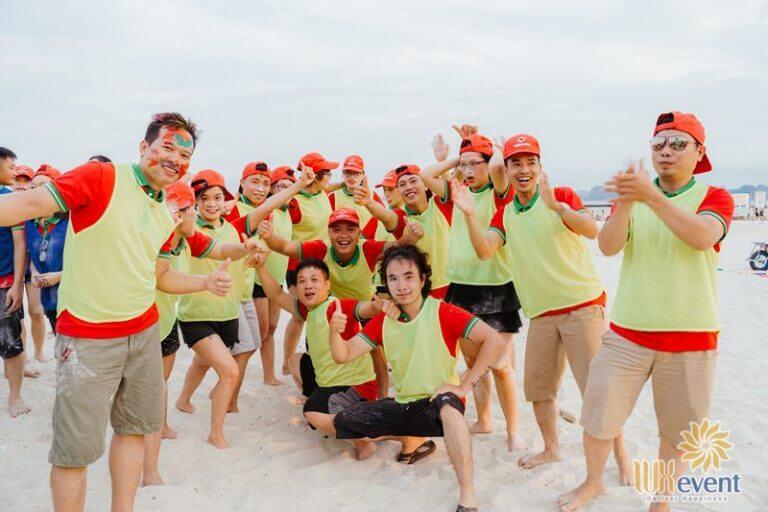 Luxevent tổ chức du lịch team building tập đoàn Nagakawa 007