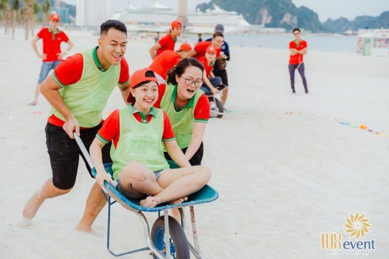 Luxevent tổ chức du lịch team building tập đoàn Nagakawa 025