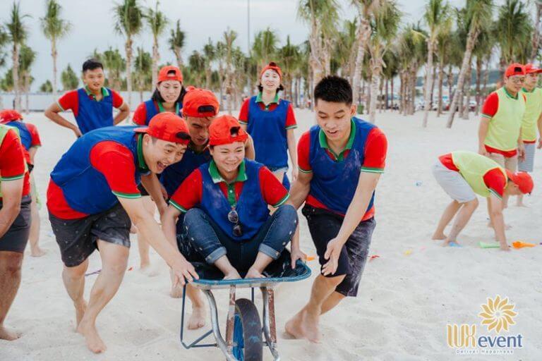 Luxevent tổ chức du lịch team building tập đoàn Nagakawa 026