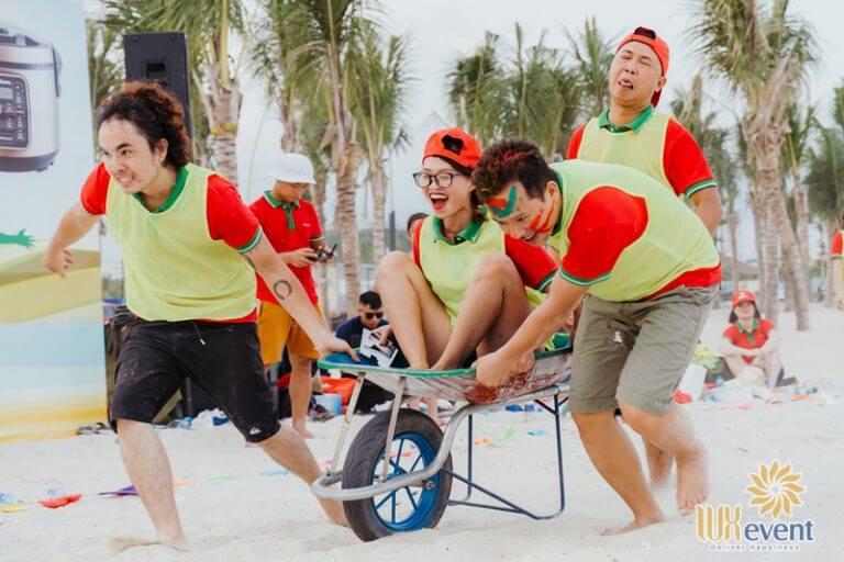 Luxevent tổ chức du lịch team building tập đoàn Nagakawa 027