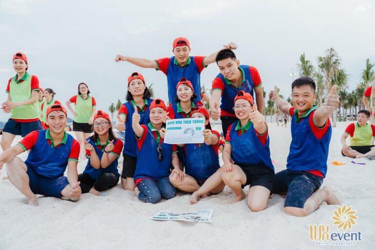 Luxevent tổ chức du lịch team building tập đoàn Nagakawa 031
