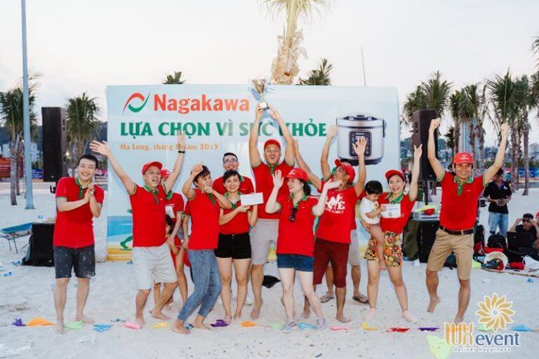 Luxevent tổ chức du lịch team building tập đoàn Nagakawa 033