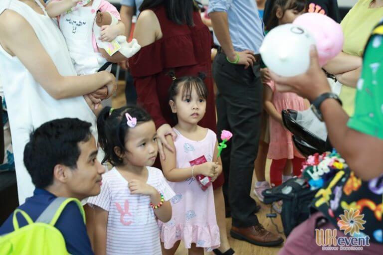 Luxevent tổ chức ngày hội gia đình KPMG Việt Nam 009