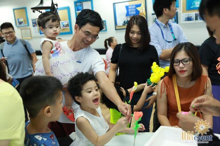 Luxevent tổ chức ngày hội gia đình KPMG Việt Nam 003