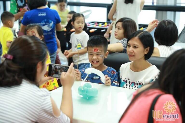 Luxevent tổ chức ngày hội gia đình KPMG Việt Nam 010
