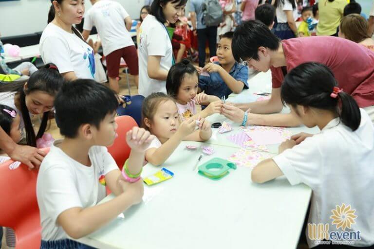 Luxevent tổ chức ngày hội gia đình KPMG Việt Nam 011