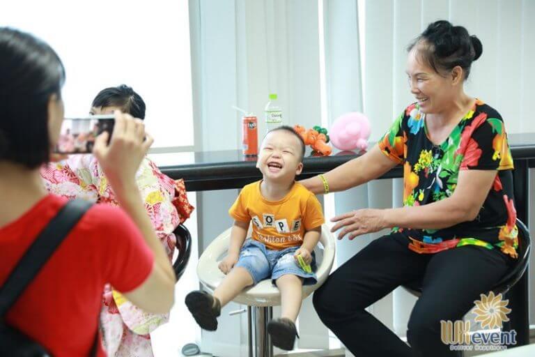 Luxevent tổ chức ngày hội gia đình KPMG Việt Nam 012