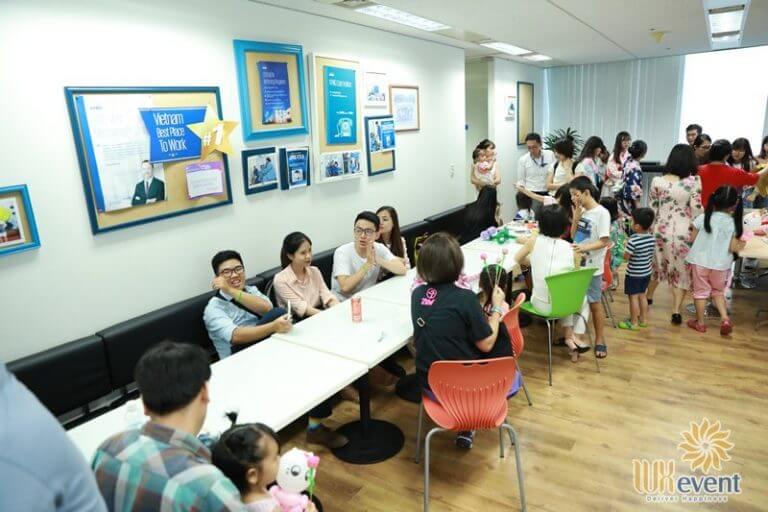 Luxevent tổ chức ngày hội gia đình KPMG Việt Nam 015