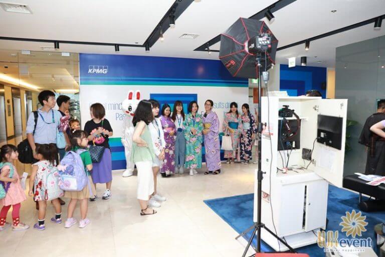Luxevent tổ chức ngày hội gia đình KPMG Việt Nam 018
