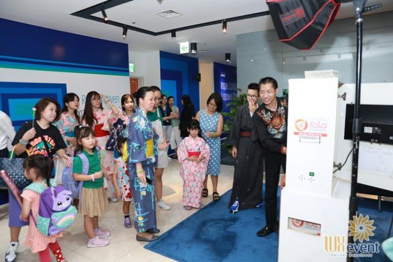 Luxevent tổ chức ngày hội gia đình KPMG Việt Nam 019