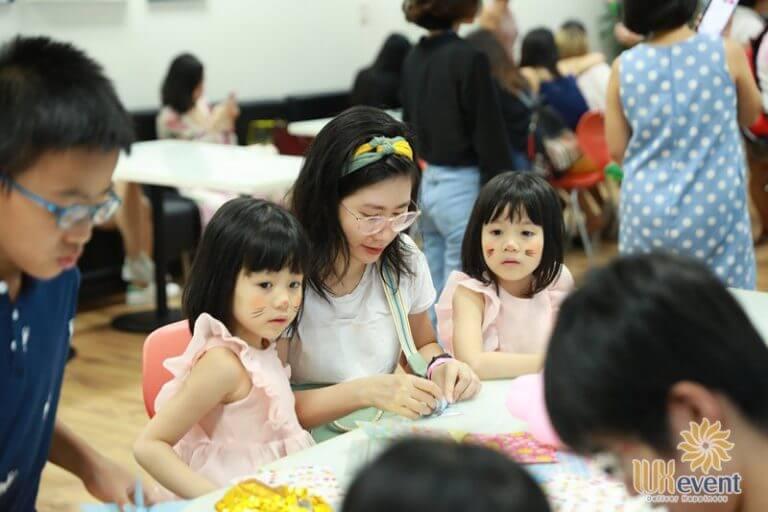 Luxevent tổ chức ngày hội gia đình KPMG Việt Nam 020