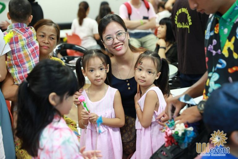 Luxevent tổ chức ngày hội gia đình KPMG Việt Nam 004