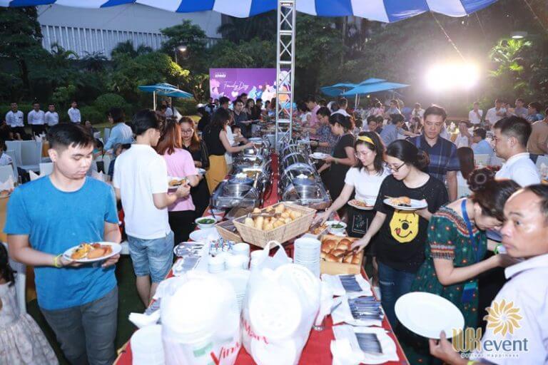 Luxevent tổ chức ngày hội gia đình KPMG Việt Nam 021