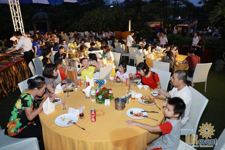 Luxevent tổ chức ngày hội gia đình KPMG Việt Nam 022