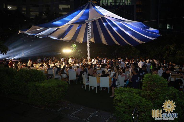 Luxevent tổ chức ngày hội gia đình KPMG Việt Nam 005