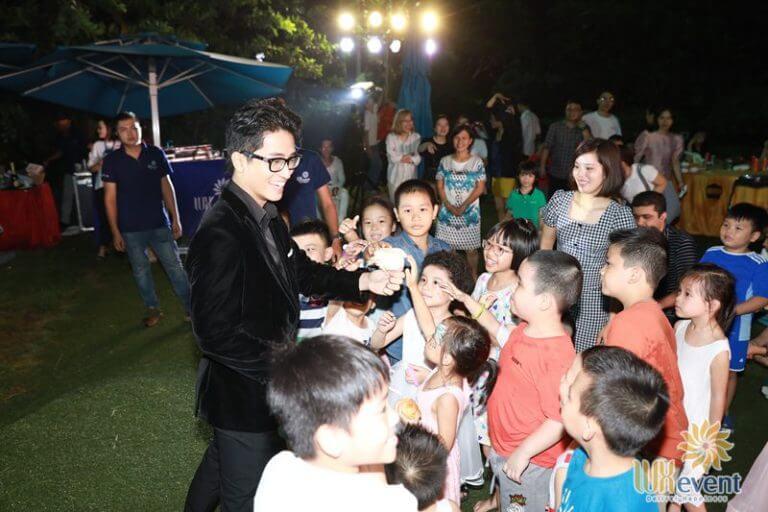 Luxevent tổ chức ngày hội gia đình KPMG Việt Nam 006