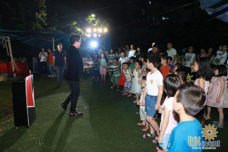 Luxevent tổ chức ngày hội gia đình KPMG Việt Nam 026