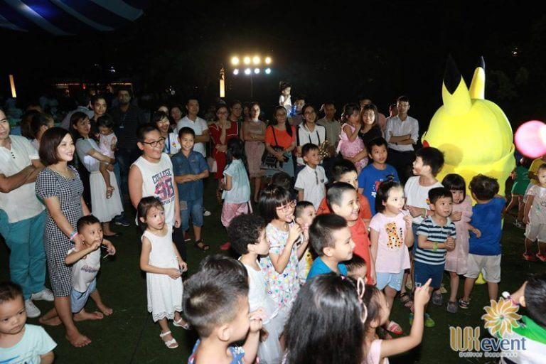 Luxevent tổ chức ngày hội gia đình KPMG Việt Nam 027