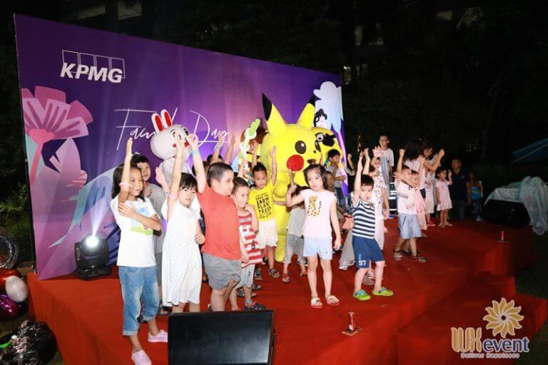 Luxevent tổ chức ngày hội gia đình KPMG Việt Nam 007