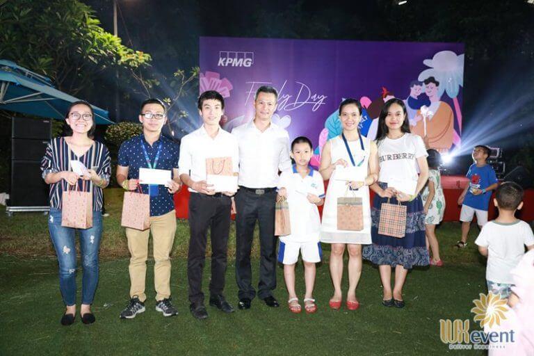 Luxevent tổ chức ngày hội gia đình KPMG Việt Nam 030