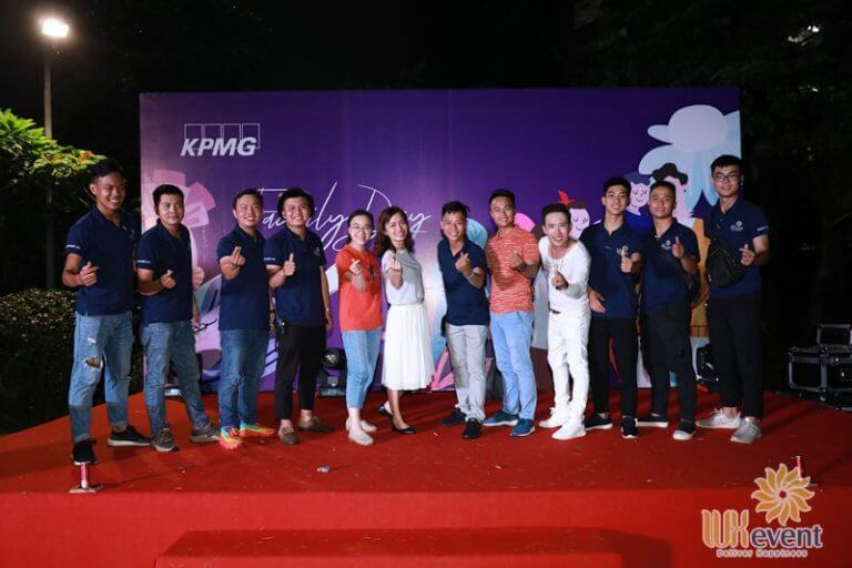 Luxevent tổ chức ngày hội gia đình KPMG Việt Nam 031