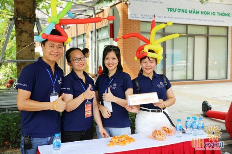 Luxevent tổ chức trung thu ngân hàng shb hội sở 009