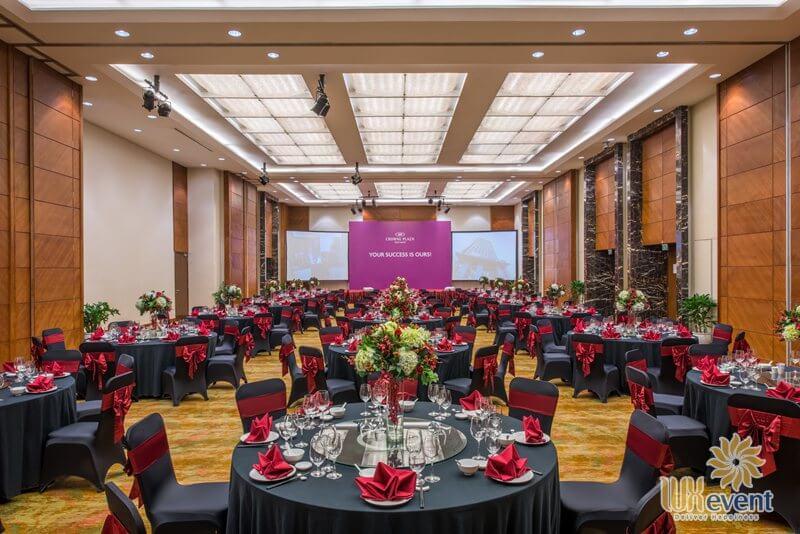 địa điểm tổ chức tiệc cuối năm ở hà nội