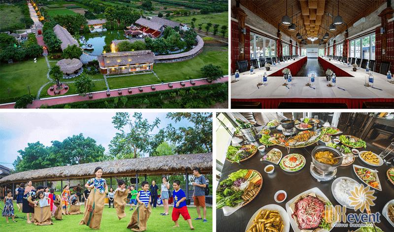 địa điểm tổ chức tiệc tất niên công ty ở nhà hàng tại Hà Nội
