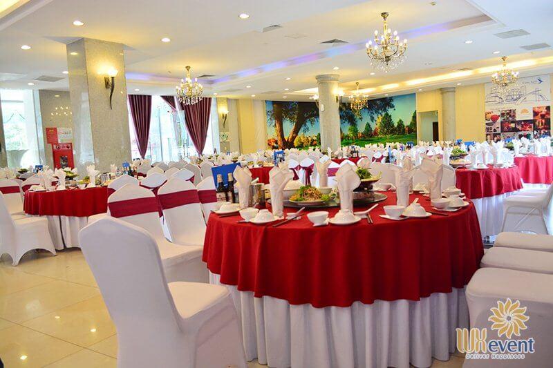 địa điểm tổ chức tiệc tất niên hà nội đẹp