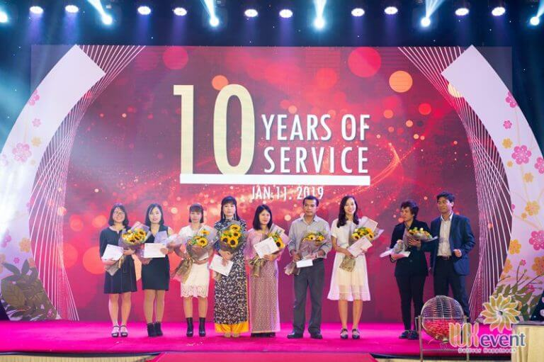 tổ chức tiệc tất niên cuối năm công ty tnhh lavie 021