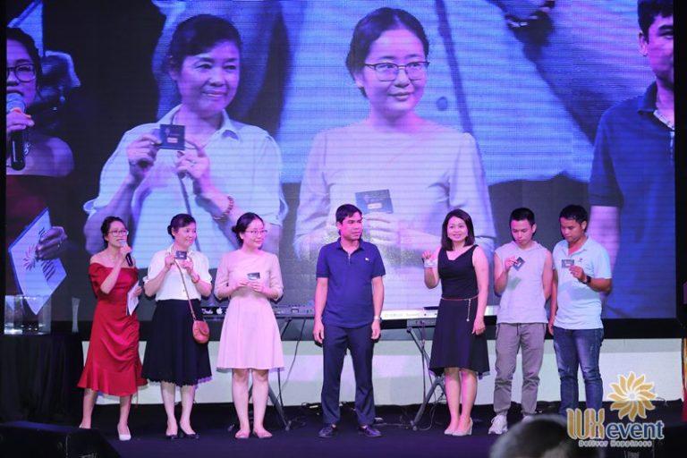 tổ chức lễ bốc thăm trúng thưởng dự án căn hộ the legend 012