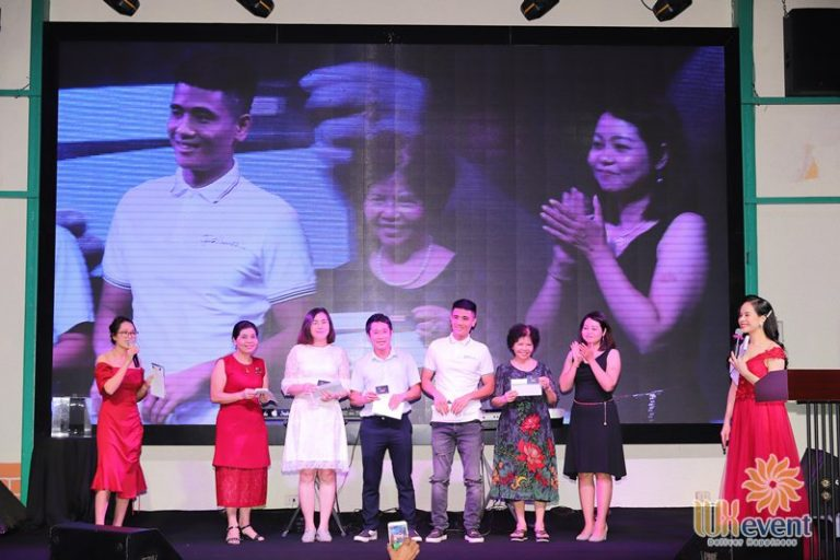 tổ chức lễ bốc thăm trúng thưởng dự án căn hộ the legend 013