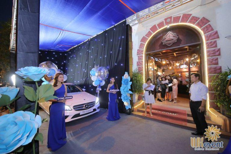 tổ chức lễ bốc thăm trúng thưởng dự án căn hộ the legend 007