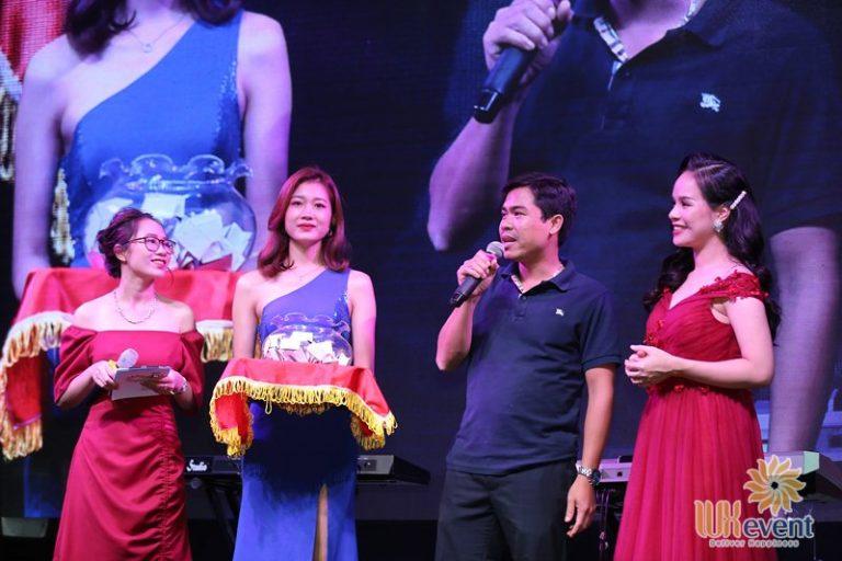 tổ chức lễ bốc thăm trúng thưởng dự án căn hộ the legend 021