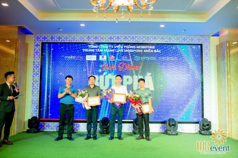 tổ chức hội nghị sơ kết quý 3 mobifone 004