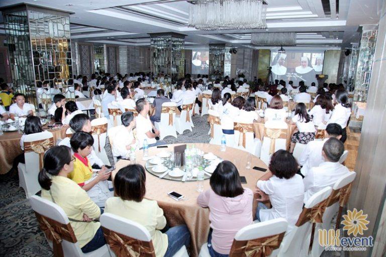 tổ chức lễ kỷ niệm thành lập DNA Holding 009