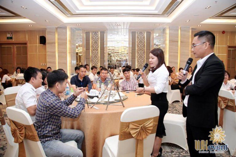 tổ chức lễ kỷ niệm thành lập DNA Holding 011