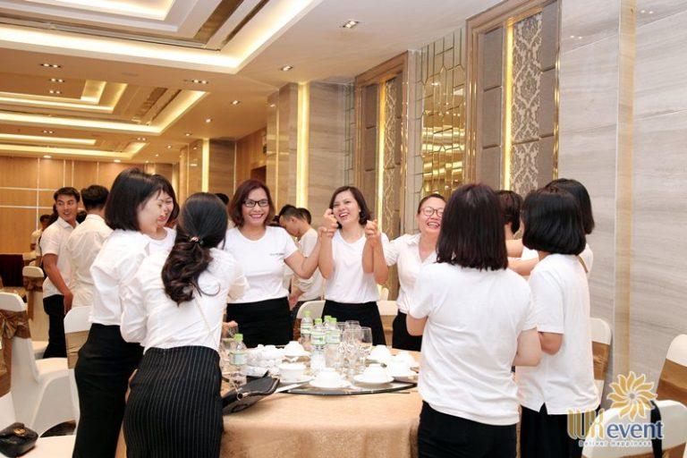 tổ chức lễ kỷ niệm thành lập DNA Holding 012