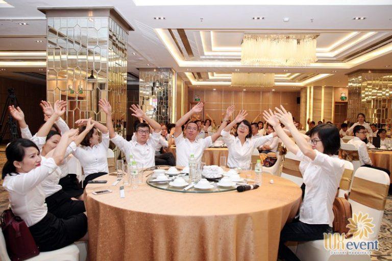 tổ chức lễ kỷ niệm thành lập DNA Holding 004